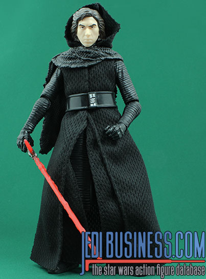 Kylo Ren Unmasked The Black Series 6""