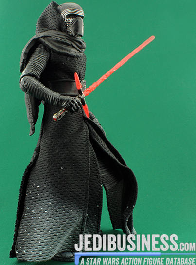 Kylo Ren Starkiller Base Star Wars The Black Series 6""
