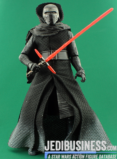 "Kylo Ren (The Black Series 6"")"