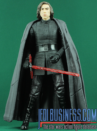 Kylo Ren The Last Jedi The Black Series 6""