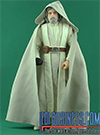 Luke Skywalker, With Ahch-To Island Base figure