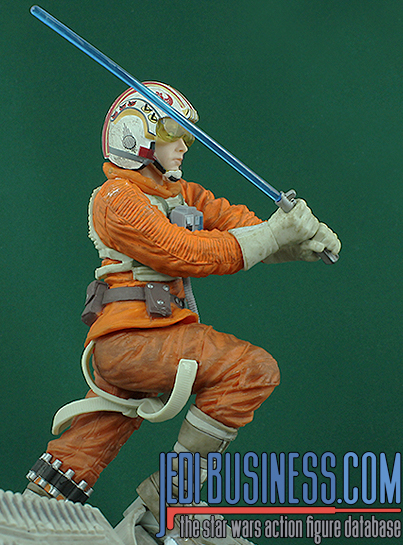 Luke Skywalker Centerpiece Star Wars The Black Series 6""