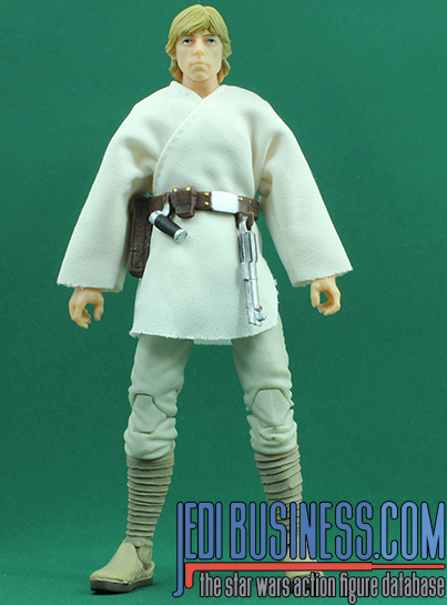 Luke Skywalker figure, BlackSeries40