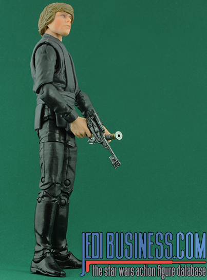 Luke Skywalker Jedi Knight Star Wars The Black Series 6""