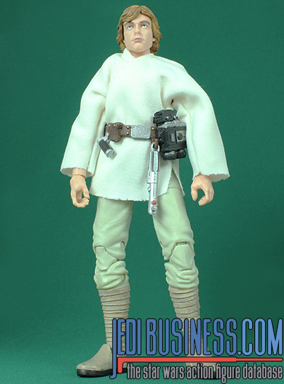 Luke Skywalker figure, bssixthreevehicles