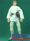 Luke Skywalker, With X-34 Landspeeder figure