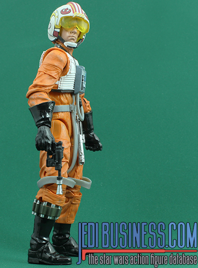 Luke Skywalker X-Wing Pilot Star Wars The Black Series 6""