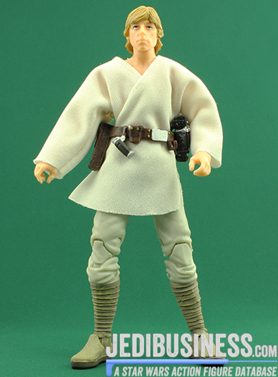 Luke Skywalker A New Hope Star Wars The Black Series 6""