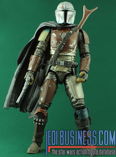 Mandalorian Carbonized