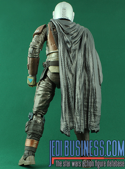 Din Djarin Carbonized Star Wars The Black Series 6""