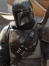 Mandalorian, Carbonized figure