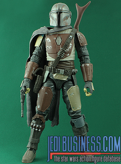 Mandalorian First Edition