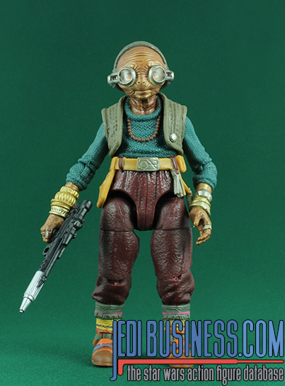 Maz Kanata With Chest Box The Black Series 6""