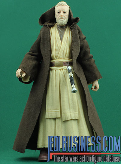 "Obi-Wan Kenobi (Star Wars The Black Series 6"")"