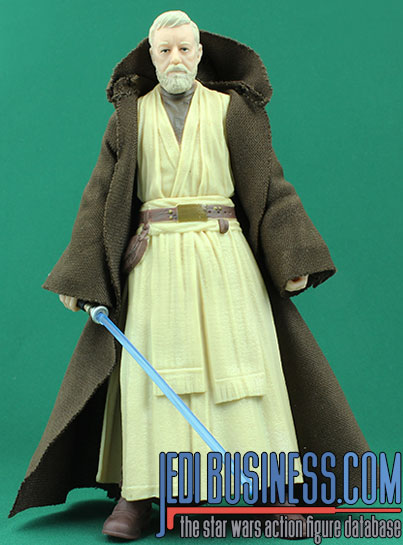 Obi-Wan Kenobi Star Wars The Black Series 6""