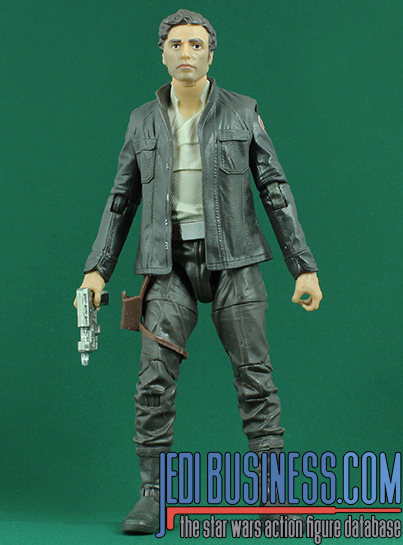 Poe Dameron Captain The Black Series 6""