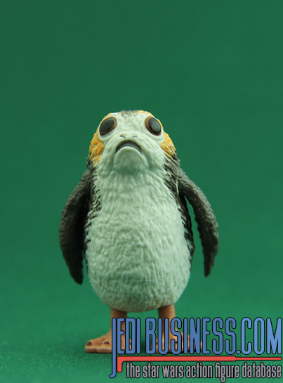 Porg figure, bssixspecial