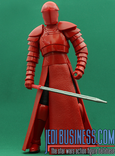 Elite Praetorian Guard With Heavy Blade