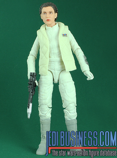 Princess Leia Organa 2-Pack With Han Solo The Black Series 6""