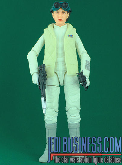 Princess Leia Organa figure, The Black Series 6""