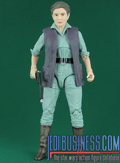 Princess Leia Organa General Star Wars The Black Series 6""