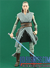 Rey With Crait Base The Black Series 6""