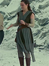 Rey, With Crait Base figure