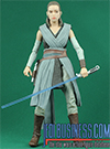 Rey SDCC 2-Pack With Luke The Black Series 6""