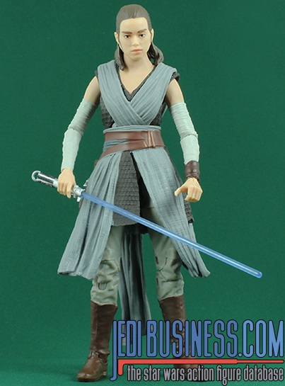Rey figure, The Black Series 6""
