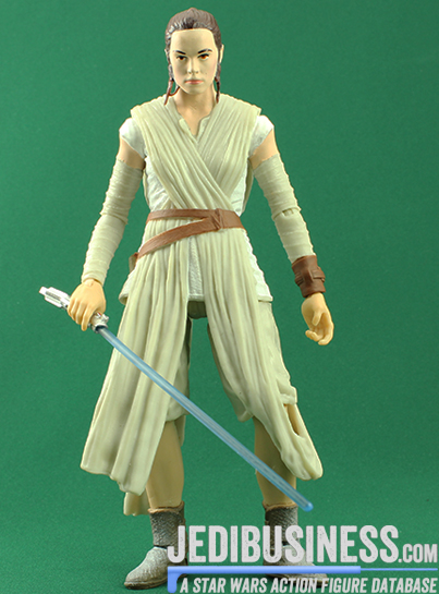 Rey Starkiller Base The Black Series 6""