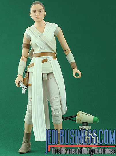 Rey With D-0 The Black Series 6""