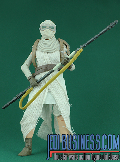 Rey figure, bssixthreevehicles