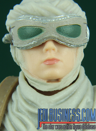 Rey With Rey's Speeder (Jakku) Star Wars The Black Series 6""