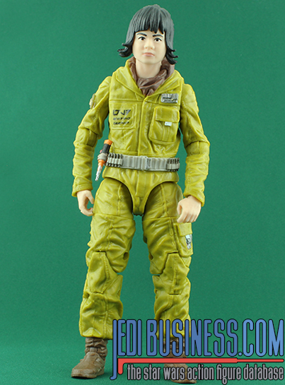 Rose Tico Resistance Tech The Black Series 6""
