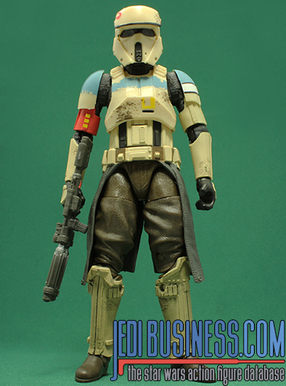 Shoretrooper Squad Leader figure, bssixthree