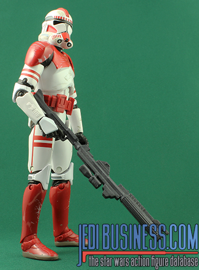 Shock Trooper Clone Troopers Of Order 66 4-Pack Star Wars The Black Series 6""