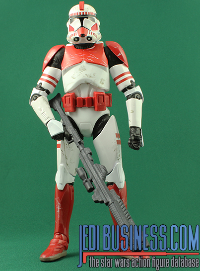 Shock Trooper figure, bssixthreeexclusive