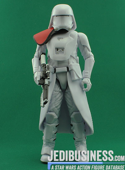 Snowtrooper Officer First Order