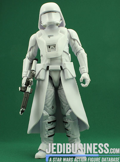 Snowtrooper First Order The Black Series 6""