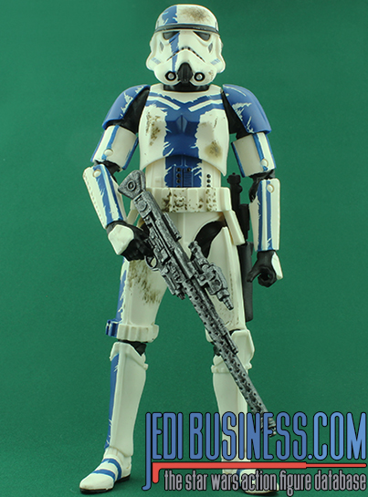 Stormtrooper Commander figure, bsgaminggreats