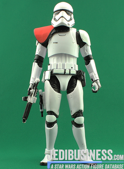 Stormtrooper Officer figure, bssixthreeexclusive