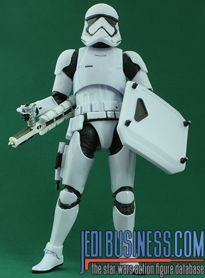 Stormtrooper Riot Control The Black Series 6""