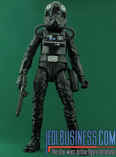 Tie Fighter Pilot figure, esb40