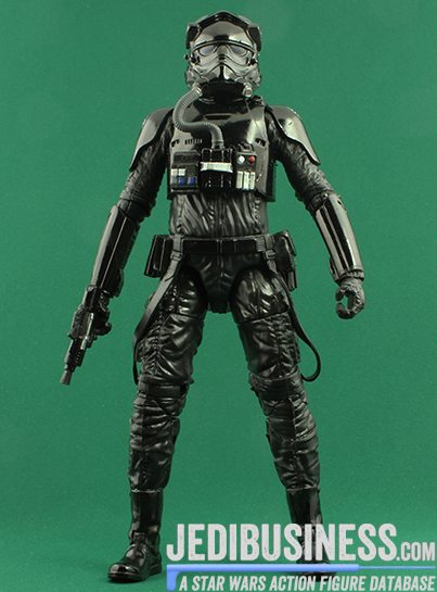 Tie Fighter Pilot figure, bssixthree