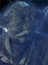 Yoda, Force Spirit figure