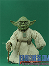 Yoda, Jedi Training 2-Pack With Luke Skywalker figure