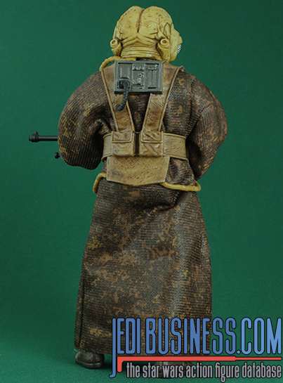 Zuckuss The Empire Strikes Back The Black Series 6""