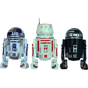 R5-D8 Red Squadron 3-Pack
