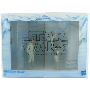 Princess Leia Organa 2-Pack With Han Solo