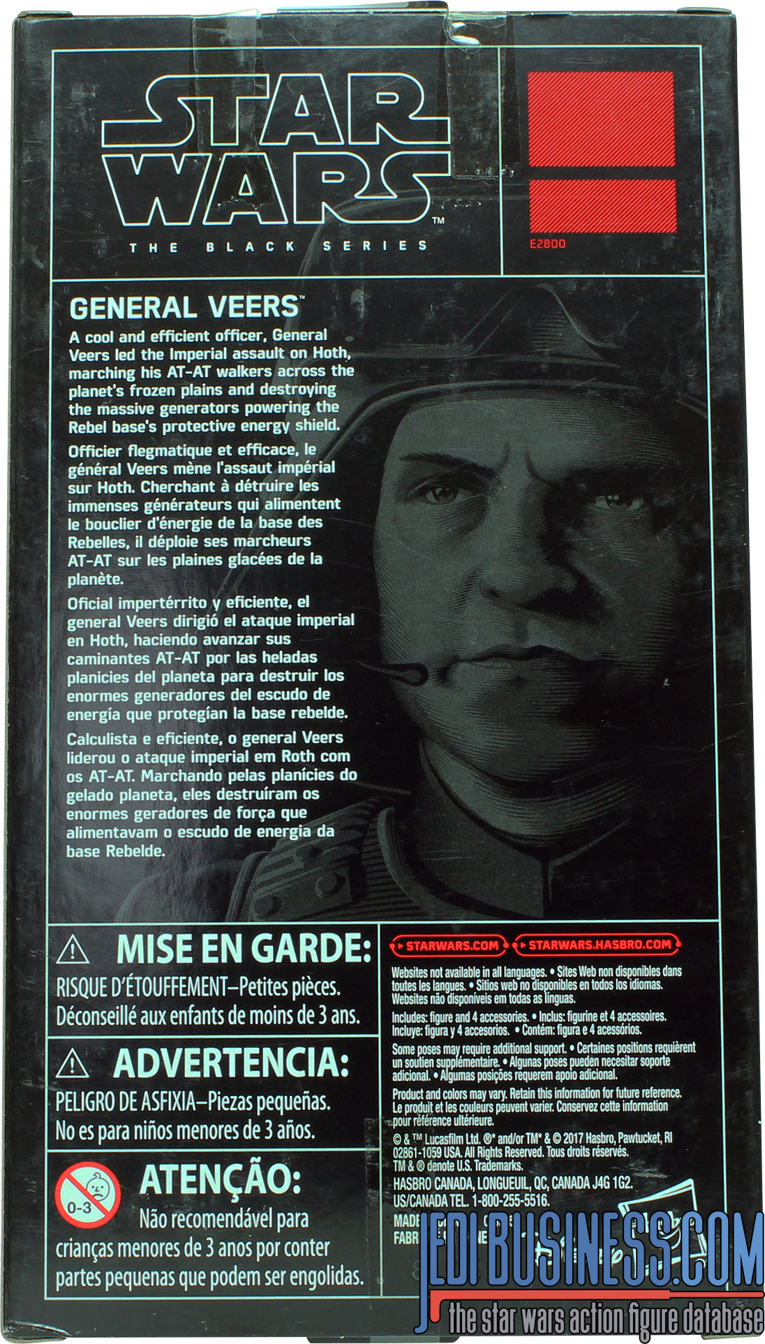 General Veers The Empire Strikes Back